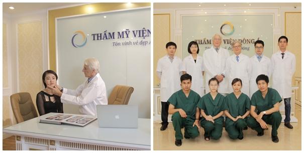 TMV Đông Á sở hữu đội ngũ bác sĩ giàu kinh nghiệm