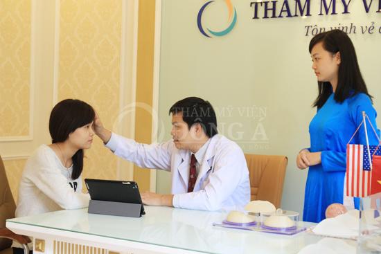 Thẩm mỹ viện Đông Á - gợi ý chuyên gia về địa chỉ sửa mũi đẹp