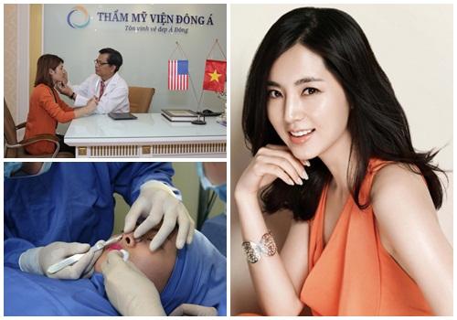 Phẫu thuật nâng mũi Hàn Quốc giải quyết vấn đề về thẩm mỹ