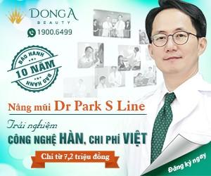 Nâng mũi Dr Park S Line – trải nghiệm công nghệ Hàn, chi phí Việt chỉ từ 7,2 triệu đồng