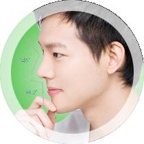 Thu gọn cánh mũi tạo nét hài hòa cho gương mặt