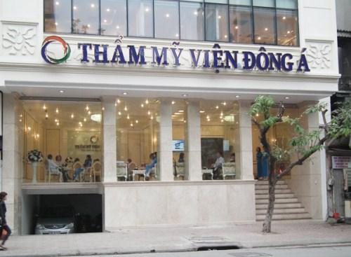 TMV Đông Á - Top 3 địa chỉ nâng mũi đẹp ở tphcm
