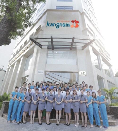 TMV Kangnam - Top 3 địa chỉ nâng mũi đẹp ở tphcm
