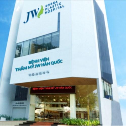 Bệnh viện thẩm mỹ JW Hàn Quốc - Top 3 địa chỉ nâng mũi đẹp ở tphcm