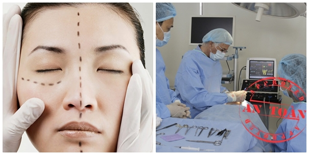 Quy trình thực hiện sửa mũi tại TMV Đông Á diễn ra an toàn
