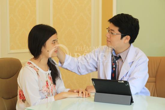 Bác sỹ tư vấn chi tiết về tính trạng của tôi