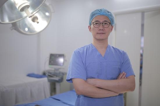 Bác sĩ dr Park nâng mũi