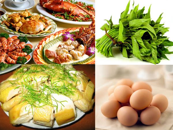 Những thực phẩm nên kiêng ăn khi chăm sóc sau nâng mũi