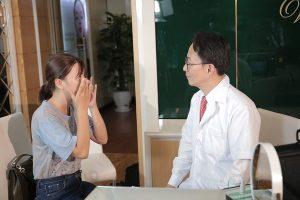 Video khách hàng Nâng mũi Sline Dr Park