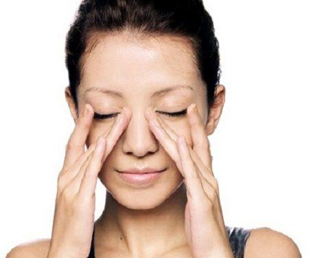 tạo hình dáng mũi cao với cách massage