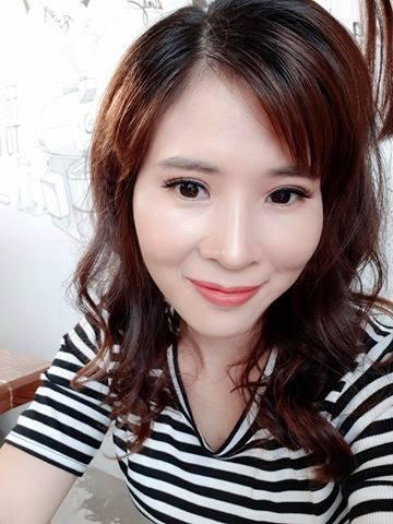 Chị Vân Anh trở nên xinh đẹp hơn sau khi phẫu thuật thẩm mỹ.