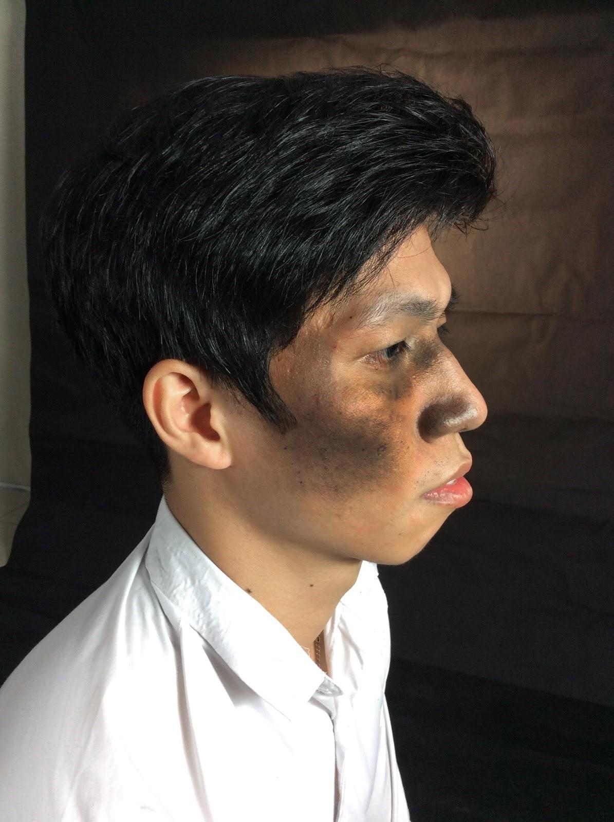 """Dáng mũi thanh tú: Biến chàng trai hai lúa trở thành gương mặt """"lai tây"""" được cộng đồng mạng phát cuồng 1"""