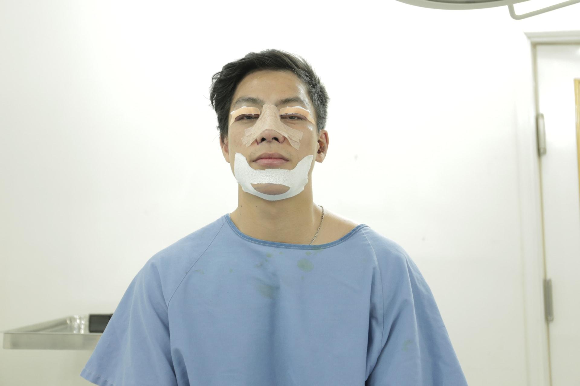 """Dáng mũi thanh tú: Biến chàng trai hai lúa trở thành gương mặt """"lai tây"""" được cộng đồng mạng phát cuồng 2"""
