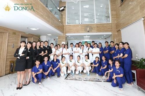 Nâng mũi S line cấu trúc giá bao nhiêu ? Bệnh viện thẩm mỹ Đông Á 6