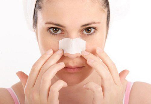 không đảm bảo vấn đề chăm sóc khiến mũi đau kéo dài